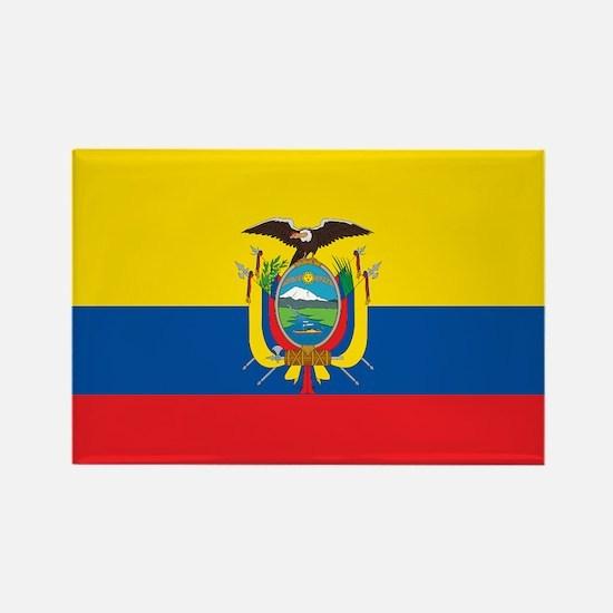 Flag Of Ecuador Magnets