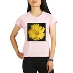 Coreopsis Flower Performance Dry T-Shirt
