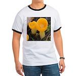 Orange Peel Fungi with Stalk T-Shirt