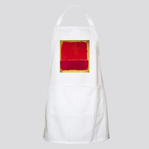 ROTHKO Yellow Box with Red Apron