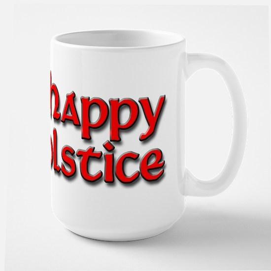 Happy Solstice Mugs