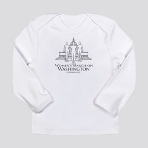 Women's March on Washington Long Sleeve T-Shirt