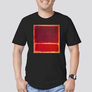 ROTHKO ORANGE RED T-Shirt