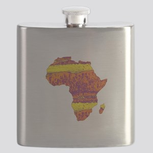 AFRICA Flask