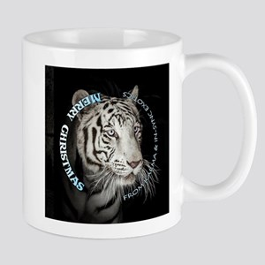 Karma Merry Christmas Mugs