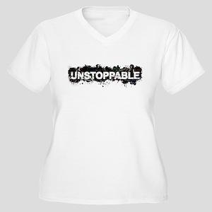Unstoppable Plus Size T-Shirt
