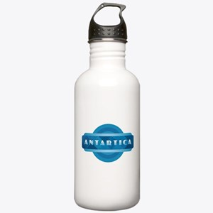 Antartica Blue Stainless Water Bottle 1.0L