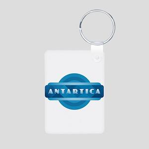 Antartica - Blue Keychains