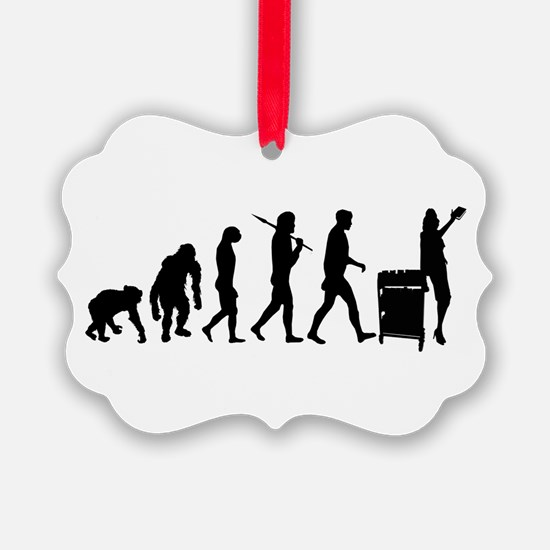 Library Librarian Ornament
