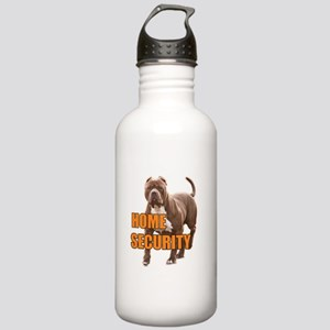 Home security pit bull Stainless Water Bottle 1.0L