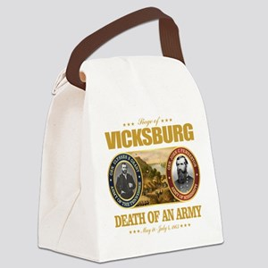 Vicksburg (FH2) Canvas Lunch Bag