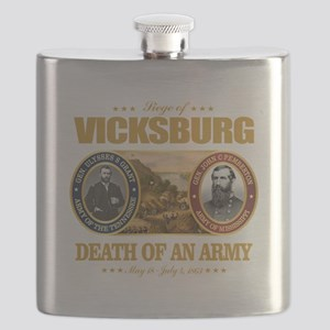 Vicksburg (FH2) Flask