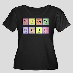 Science Teacher Plus Size T-Shirt