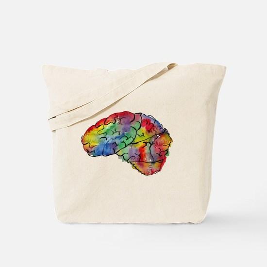 Unique Neurology Tote Bag