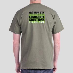Complete Landscape Solutions Dark T-Shirt