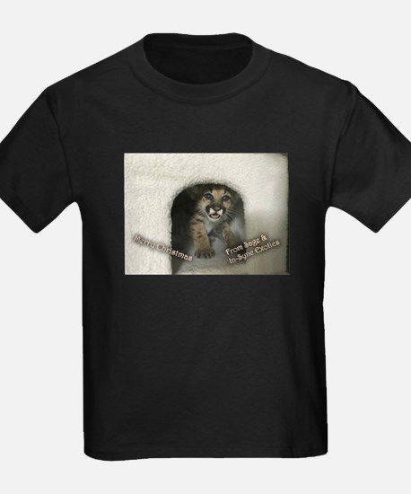 Sage Cougar Picture Ornament T-Shirt