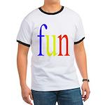 317. fun.. [color] Ringer T