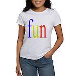 317. fun.. [color] Women's T-Shirt
