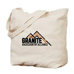 Granite Backcountry Alliance Logo Tote Bag