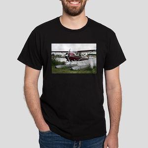 Float plane, Lake Hood, Anchorage, Alaska, T-Shirt
