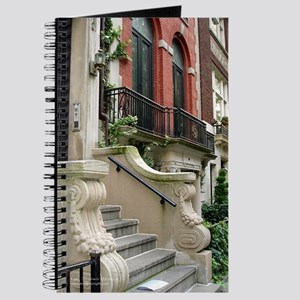 Row House in New York City Journal