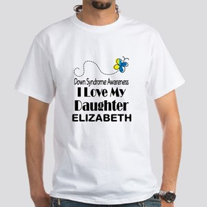 Down Syndrome Daughter Personalized T-Shirt