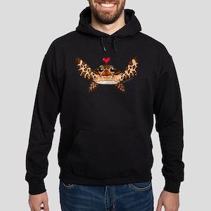 Sea Turtle Love Hoodie Sweatshirt