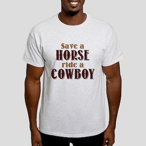 Save A Horse T-Shirt