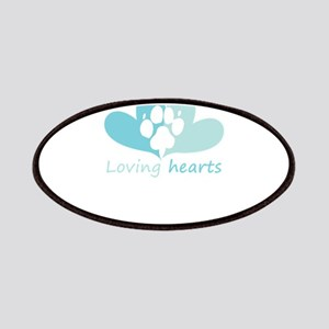 lovign hearts Patch