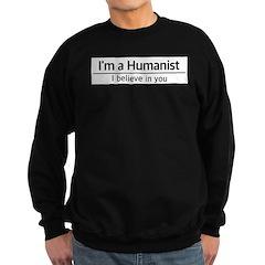 I'm a Humanist Sweatshirt