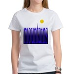 305b. mountains [color] Women's T-Shirt