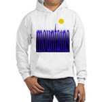 305b. mountains [color] Hooded Sweatshirt