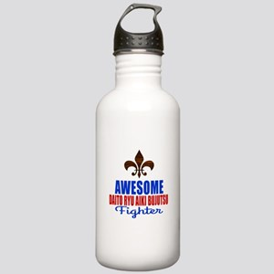 Awesome Daito Ryu Aiki Stainless Water Bottle 1.0L