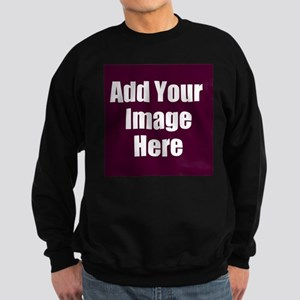 Add Your Image Here Sweatshirt