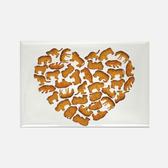 Animal Crackers Magnets