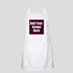 Add Your Image Here Apron