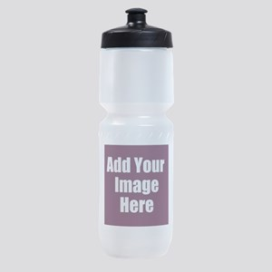 Add Your Image Here Sports Bottle