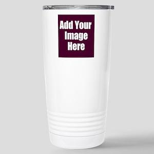 Add Your Image Here Travel Mug