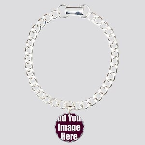 Add Your Image Here Bracelet