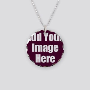 Add Your Image Here Necklace