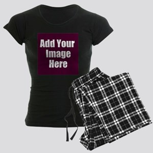 Add Your Image Here Pajamas