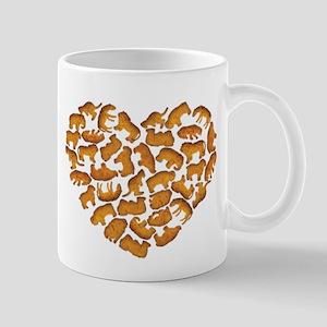 Animal Crackers Mugs