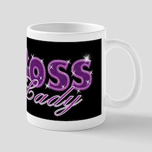 Boss Lady Bling! Mugs