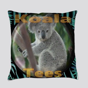 Koala Tees Everyday Pillow