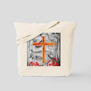 MEA CULPA Tote Bag