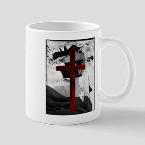 SACRED CROSS Mugs