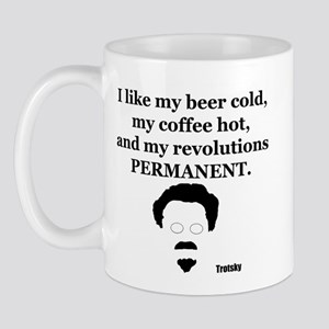 revolutionpermanent-1 copy Mugs