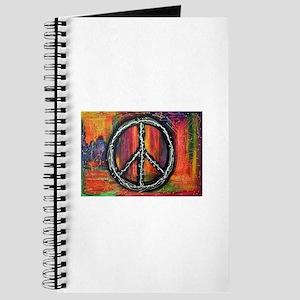 Rustic peace Journal