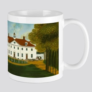 A View of Mount Vernon Mugs