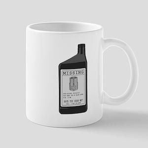 Missing 10 Mugs